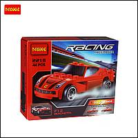 Конструктор Decool 2216-2219, Racing Pacemaker, 44 деталей , фото 1
