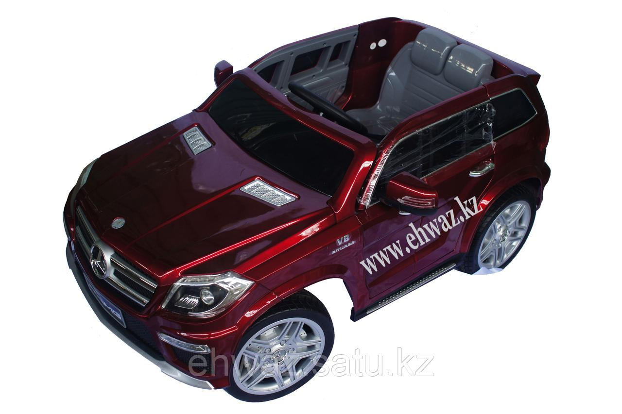 Детский электромобиль Мерседес Бенц GL63
