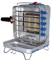 Газовая грильница-шашлычница CAMPINGAZ ROTARIO 2500W (картридж: СV300/CV470) R35328