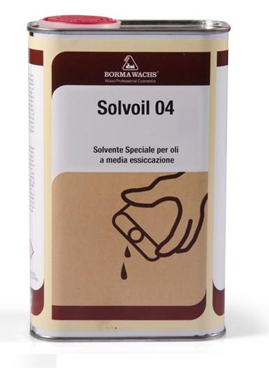 Растворитель со средним временем сушки Solvoil 04, 1 л