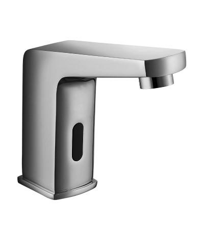 Смеситель для умывальника бесконтактный (сенсорный)  LeMark Серия PROJECT LM4650CE