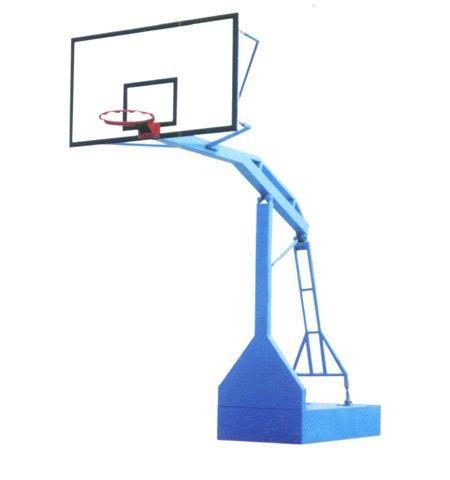 Баскетбольная стойка мобильный