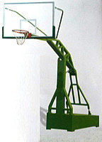 Стойка баскетбольная профессиональная передвижная, фото 2