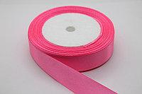Лента атласная (розовая 005) 20 мм. - 25 ярдов (22,8 метра)