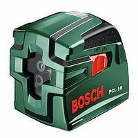 Лазерный нивелир Bosch PCL 10 Set (штатив в комплекте)
