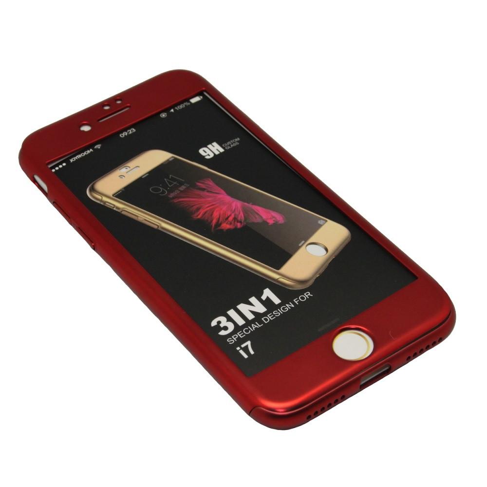 Чехол Joyroom 360 с кольцом iPhone 7
