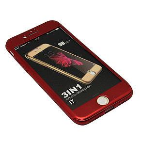 Чехол Joyroom 360 с кольцом iPhone 7, фото 2