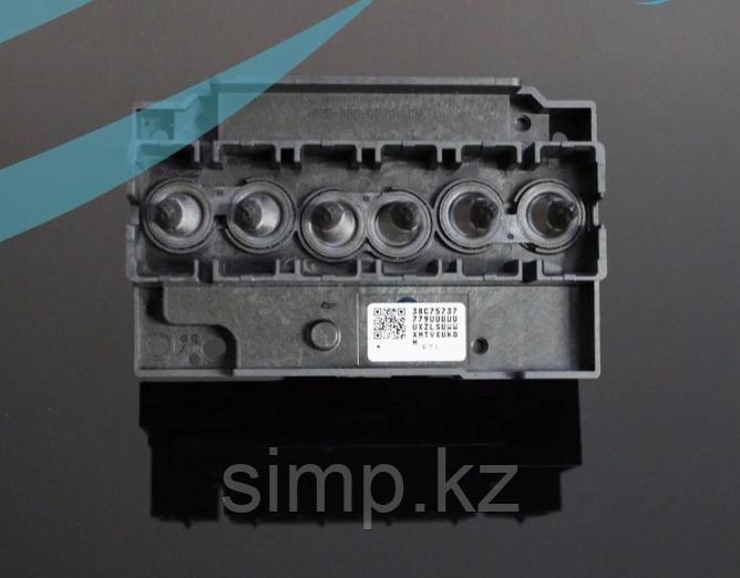 Замена печатающей головки Epson L800