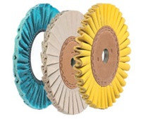 Круги и диски полировальные