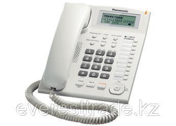 Телефон проводной, Panasonic KX-TS2388 RUW, фото 2