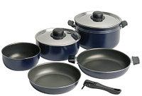 Набор посуды CAMPINGAZ Мод. CAMPING COOKSET (9 предметов)(с антипригарным покрытием) R 35321
