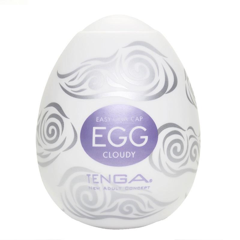TENGA Egg Мастурбатор яйцо Cloudy