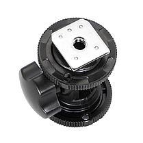 Башмак-адаптер (металл) для фото и видео-аксессуаров , фото 3