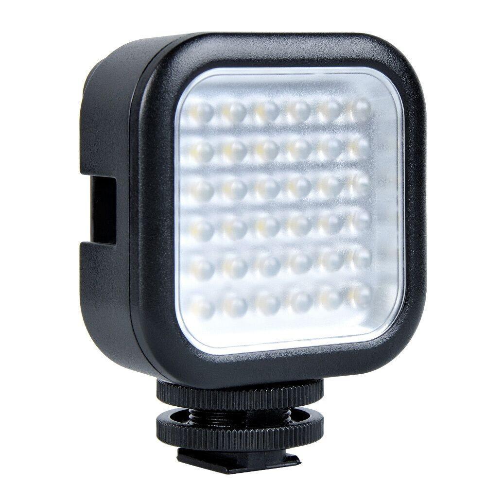 Godox LED-36 Накамерный прожектор/ работает от 2-х АА батареек