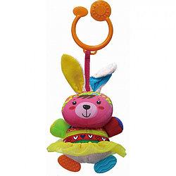 Подвесная игрушка Biba Toys Счастливые животные