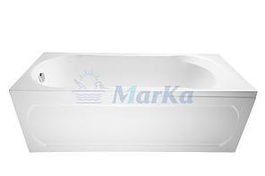 Акриловая гидромассажная ванна. Либра 170*70 см. ОПТИМАЛ (Общий массаж + массаж спины + массаж ног ), фото 2