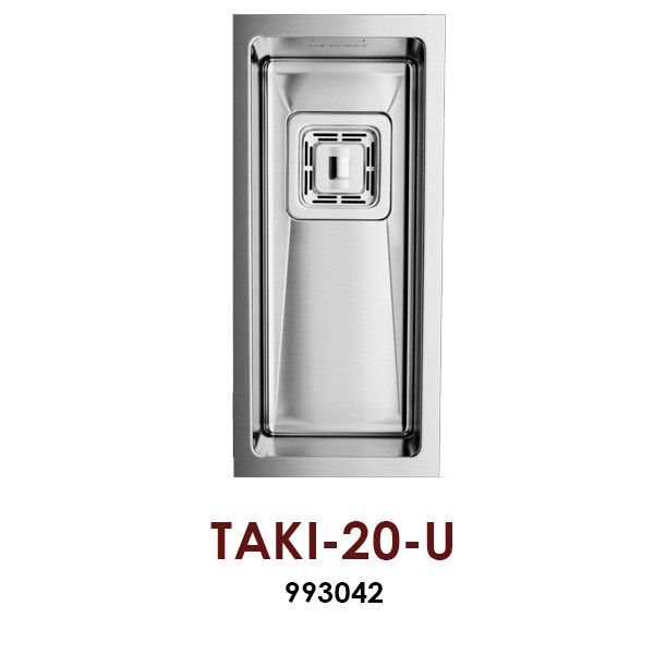 Кухонная мойка Omoikiri Taki-20-U