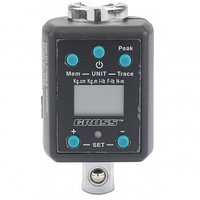 """Ключ адаптер динамометрический электронный 40-200 Нм, 1/2"""" GROSS 14164 (002)"""