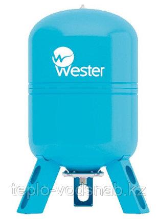 Расширительный бак 50 л для системы питьевого водоснабжения Wester, фото 2