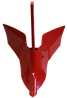 Корпус окучника КРНВ (Н082.01.00) (Элворти)