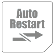 Функция Auto Restart электрический конвектор Ballu BEC/EZER-1000 серии ENZO