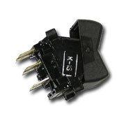 Переключатель клавишный предпускового подогревателя (П150М 1
