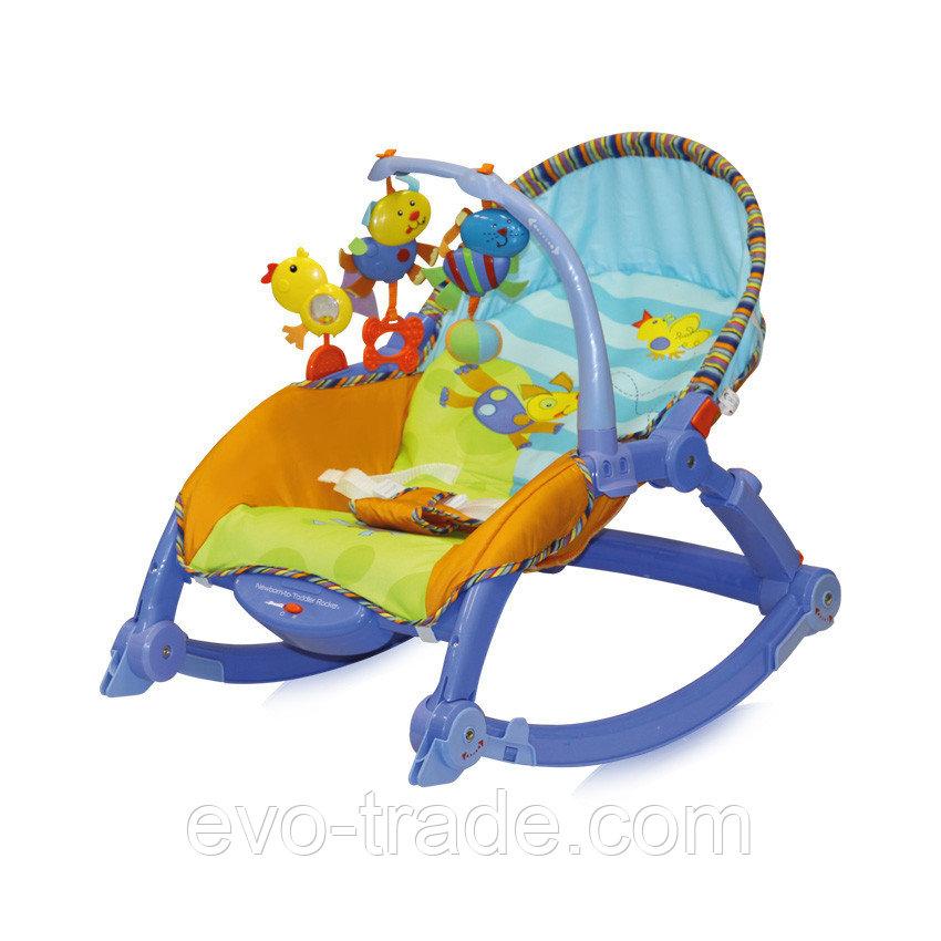"""Кресло-качалка """"Deluxe"""" от Fisher Price"""