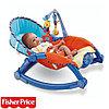 """Кресло-качалка """"Deluxe"""" от Fisher Price, фото 2"""