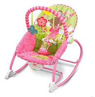 """Кресло-качалка """"Принцесса"""" от Fisher Price, фото 1"""