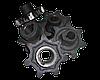 Звёздочка верхнего вала накл. камерыЖКН1001 (54-10050А) А