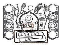 Комплект прокладок для ремонта двигателя ЗИЛ-130 полный+РТИ