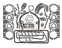 Комплект прокладок для ремонта КПП Т-40