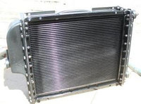 Бак радиатора МТЗ нижний лат. (70у-1301075)