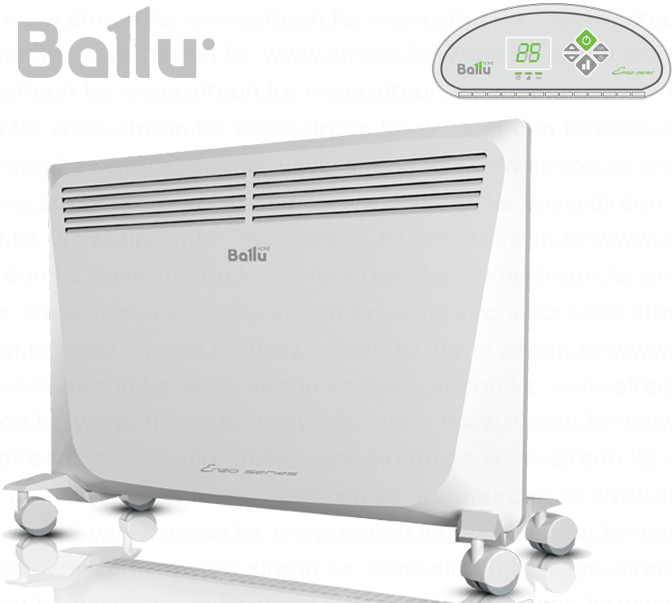 Электрические конвекторы Ballu: BEC/EZER 2000 (серия Enzo Electronic)
