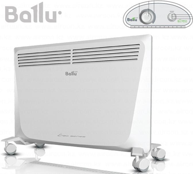 Электрические конвекторы Ballu: BEC/EZMR 2000 (серия Enzo Mechanic)