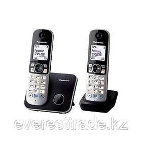 Телефон беспрводной Panasonic KX-TG6812 CAB, фото 2