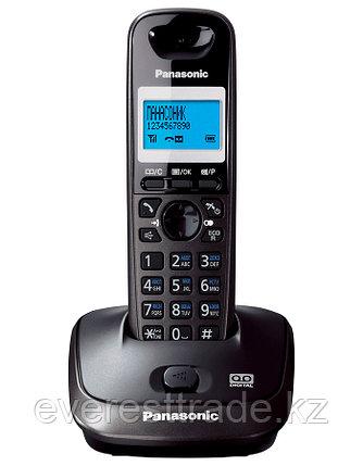 Телефон беспроводной Panasonic KX-TG2521, фото 2