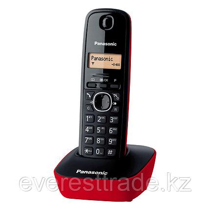 Телефон беспроводной Panasonic KX-TG1611, фото 2