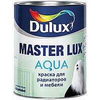 Краска для мебели и радиаторов MASTER LUX AQUA