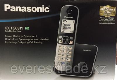 Телефон беспроводной Panasonic KX-TG6811, фото 2
