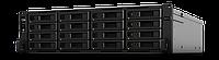 Synology RS18017xs+  12xHDD 2U NAS-сервер, SAS HDD, SSD кэш, 2 блока питания (до 180-х HDD модуль RX1217sas), фото 1