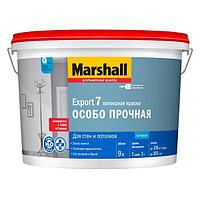 Краска Marshall EXPORT-7 матовая латексная BW