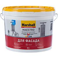 Краска фасадная MAESTRO акриловая