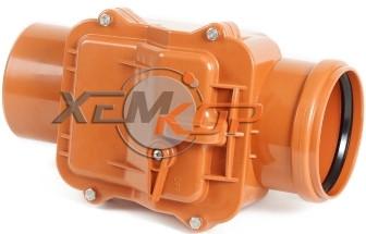 Клапан обратный канализационный д 250