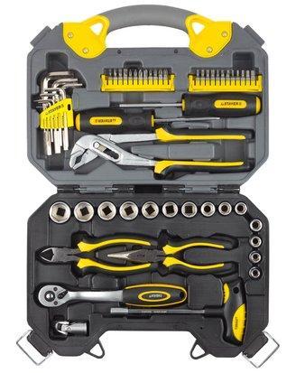 STAYER PROFI 55 универсальный набор инструмента, 55 предметов
