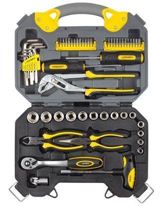 STAYER PROFI 55 универсальный набор инструмента, 55 предметов, фото 2