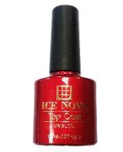 Ice Nova, Top Coat, Топ, 10 мл
