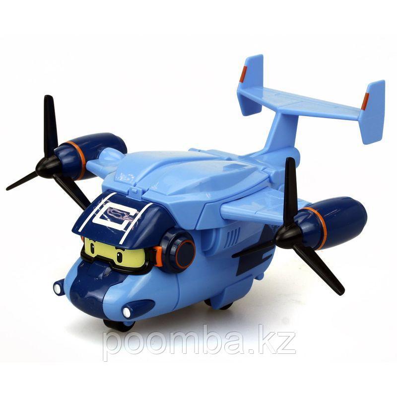 Robocar Poli трансформер - Самолет Кэри (свет, звук)