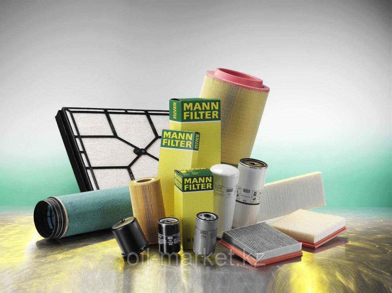 MANN FILTER фильтр масляный W940/37