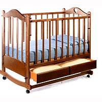 Кровать детская Ведрусс Лана-2 орех